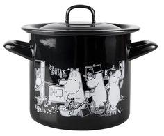 Kastrull från Moomin in the kitchen serien.