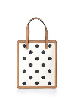 Country Road Spot Shopper Tote