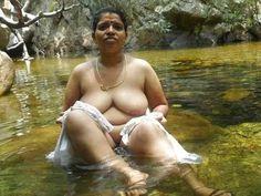 Aunty Village nude mallu
