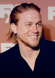 Charlie Hunnam aka Jax Teller, sons of anarchy! Does it get any better???