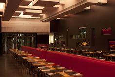 Restaurante Spot JK,© Fernando Lazlo