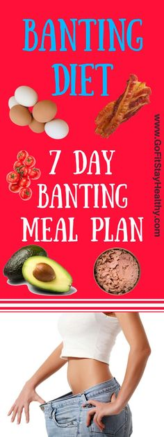 In the event that you need to begin an eating regimen this 7 day Banting plan is ideal for you. The originator of this eating routine is William Banting English representative who was obese and spent numerous years battling obesity. Diabetic Diet Meal Plan, 7 Day Diet Plan, Diet Meal Plans To Lose Weight, Best Keto Diet, Ketogenic Diet Meal Plan, Keto Diet Plan, Diet Plans, Banting Diet, Banting Recipes