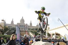 Copa Catalana Trial 2016 #1 Barcelona