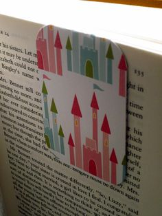 magnetic bookmark gift for grandparent's day