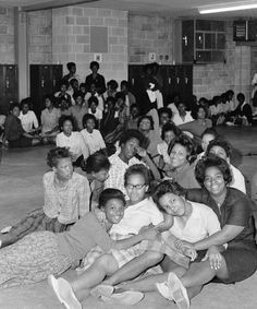 Birmingham Children's Crusade of 1963. Read about courageous children whose non-violent protests were pivotal in the Civil Rights Movement