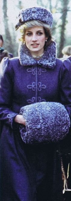 1983-12-07 Diana visits the Queen Elizabeth II Silver Jubilee Activity Centre in Bursledon, Southampton