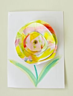 Mothers Day Crafts 2014 for Preschoolers, Easy Mothers Day Crafts