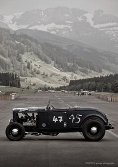 LOWTECH :: traditional hot rods and customs: alpine deuce