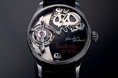 Reloj de Takashi Murakami para Hajime
