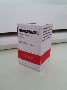Amorprazol - remédio gostoso