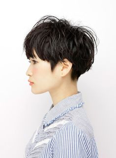 My current hair, which I considered an accident until I saw this! More