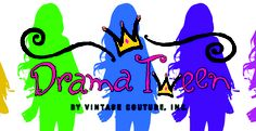 Cannot wait for our launch of Drama Tween by Vintage Couture!  Your size 7-16 girls are sure to love this collection!