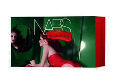 @NARS Cosmetics Fling ($49): At specialty and select department stores only on Nov. 1. Click to see the entire Nars x Guy Bourdin Holiday collection!