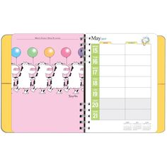 19 Best The Organized Mom Images 18 Month Planner 18 Months 2017