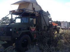Military M35 A2 Deuce Offroad camper Turbo | eBay