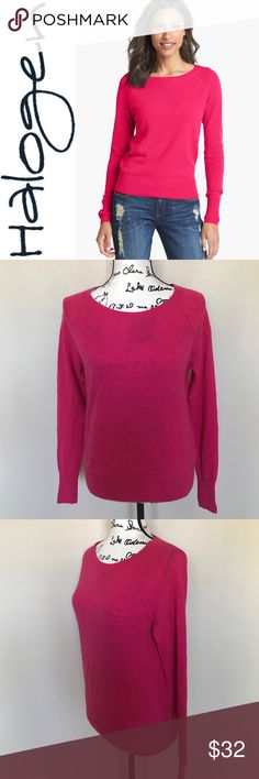 Halogen 100% cashmere sweater | size S Pink cashmere sweater in EUC Halogen Sweaters