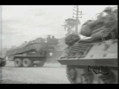 2nd Armored Division in WWII - Normandy 1944 - DVD Combat Film