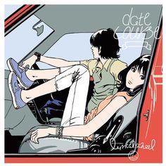 CDは9/18発売! アナログ盤は10/2発売です!! http://natalie.mu/music/news/98033 … ジャケットのイラストは江口寿史さんに描いて頂きました! #リリスク pic.twitter.com/A1ULSXmXnK