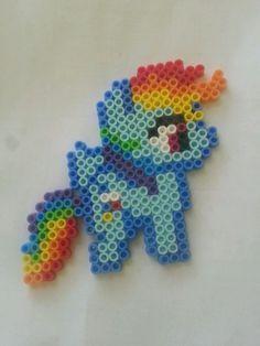 Bildergebnis für perler bead my little pony