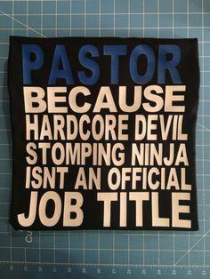 Pastor shirt