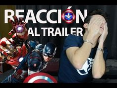 ¡Mi reacción al NUEVO Trailer de CIVIL WAR! / Andrés Navy - YouTube
