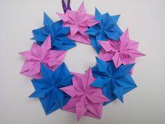 Guirlanda de Origami