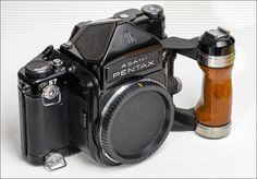 Camera Restoration of Pentax 67! Step-by-Step guide with repaint