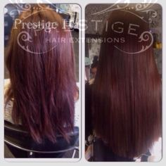 Prestige Premium Double Drawn Bonds fitted by Jo Manchester Stockport