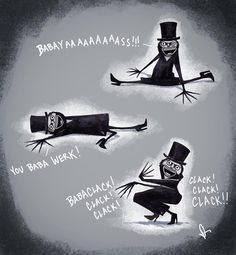 Art Print by Phillip Orozco Illustration - X-Small The Babadook, Psychological Horror, Movie Memes, Funny Memes, Classic Horror Movies, Best Friendship, Funny As Hell, Halloween Horror, Horror Art