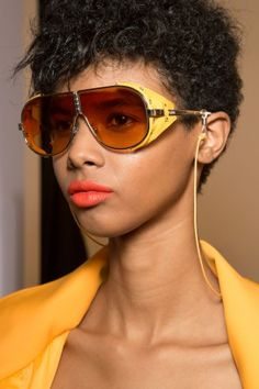 Image result for yellow SUNGLASSES spring 2017