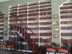 Stourhead House Library