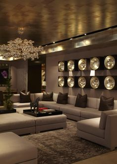 Luxury interior design Manhattan Room