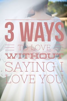 3 ways to love your spouse…from both a husband and wife's perspective!