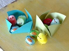 Easy tutorial to turn a make up box into a cute easter gift box easy tutorial to turn a make up box into a cute easter gift box easter spring pinterest negle Image collections