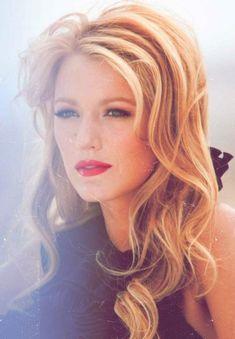 Blake Lively! Freaking gorgeous!