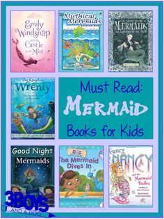 I have curated an entire list of Books about Mermaids for Kids of all ages. You will find picture books through chapter books. Books To Read, My Books, Mermaid Nursery, Mermaid Bedroom, Kids Reading, Reading Club, Reading Nook, Reading Lists, All Nature
