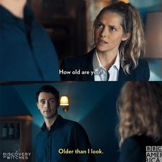 A Discovery Of Witches, Witch Tv Series, Diana, Mathew Goode, The Guernsey Literary, The Sorcerer's Apprentice, Movies And Series, His Dark Materials, Bbc America