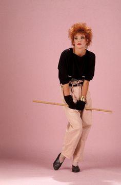 Mylène Farmer dans les années 80