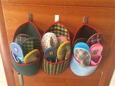 Zapatillero para invitados con 4 pares de zapatillas los fabricamos nosotros y vendemos