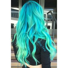 Colorful Hair ❤ liked on Polyvore featuring accessories and hair accessories
