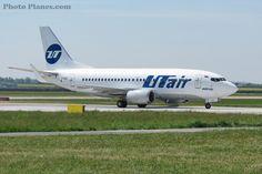 Boeing 737-524 - VQ-BAD