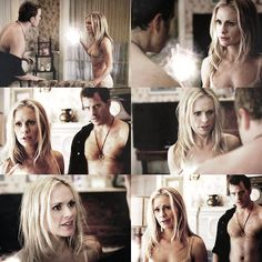 Sookie and Ben / Warlow - True Blood