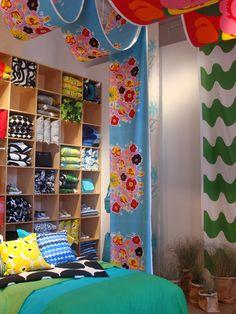 Bedroom by Marimekko Store NYC