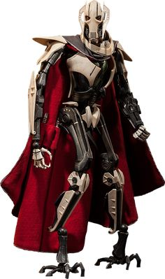Star Wars General Grievous Sixth Scale Figure by Sideshow Co | Sideshow Collectibles