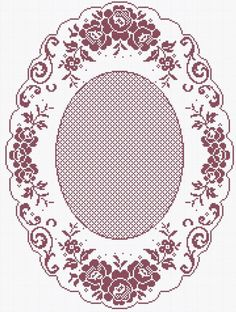 - Her Crochet Crochet Doily Patterns, Weaving Patterns, Crochet Motif, Crochet Shawl, Crochet Doilies, Crochet Lace, Hand Embroidery Flowers, Folk Embroidery, Embroidery Designs