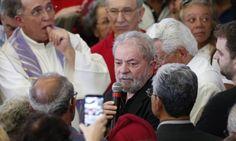 Só um psicopata teria coragem de fazer o que Lula fez hoje