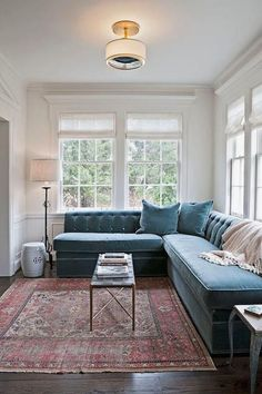 Dreamy and simple living room