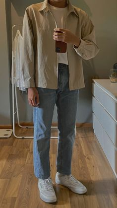 Street Style Outfits Men, Stylish Mens Outfits, Cool Outfits, Casual Outfits, Fashion Outfits, Mode Streetwear, Streetwear Fashion, Look Man, Mens Clothing Styles