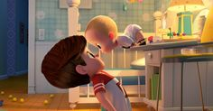 Once again, 'Boss Baby' and 'Beauty' battle for box office dominance
