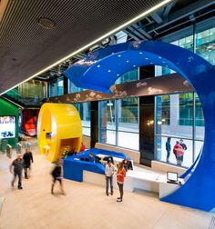 Google Dublin Campus by Camenzind Evolution